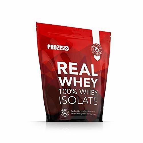 Prozis 100% Real Whey Isolate Proteína para Pérdida de Peso