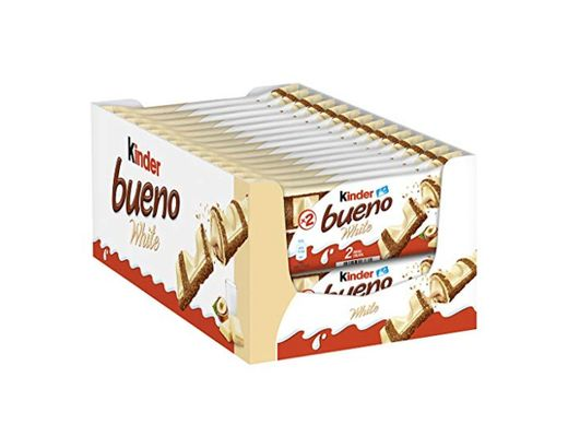 Kinder Bueno - White