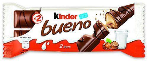Kinder Bueno Chocolate Bars 44 g