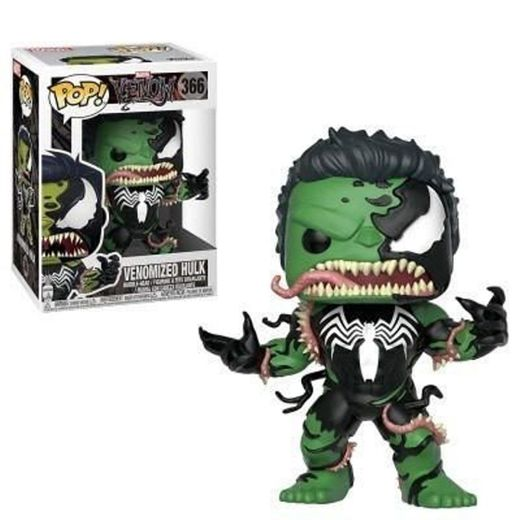 Marvel Venom Venomized Hulk