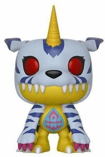 Pop Digimon Gabumon Vinyl Figure
