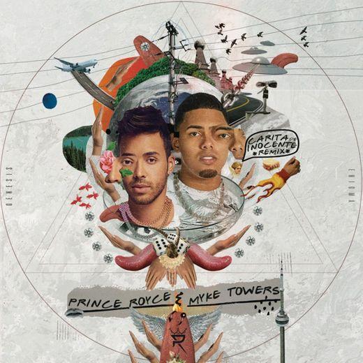 Carita de Inocente (feat. Myke Towers) - Remix