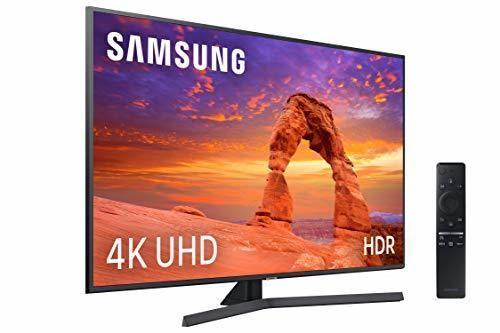 """Samsung 4K UHD 2019 50RU7405, serie RU7400 - Smart TV de 50"""""""