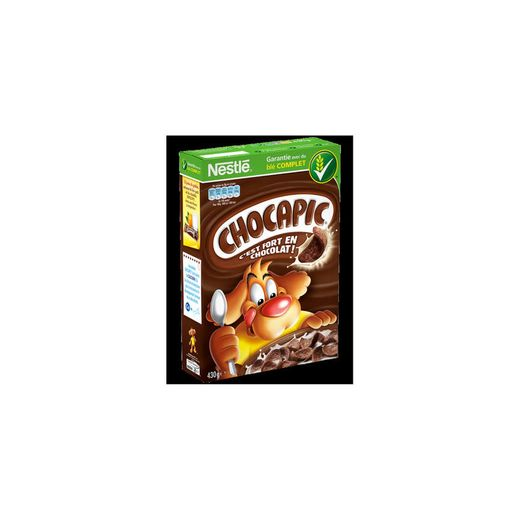 Cereais chocolate chocapic