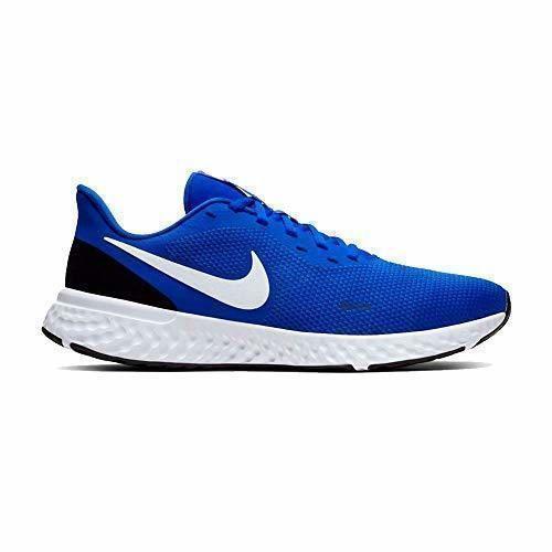 Nike Revolution 5, Zapatillas de Atletismo para Hombre, Multicolor