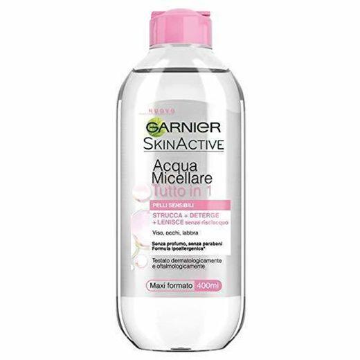 Garnier - Agua micelar p.s.400 ml