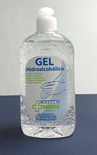 Verita Farma Gel Hidroalcohólico 500Ml 485 g