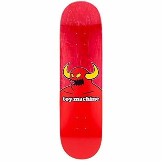MONSTER Toy Machines - Tabla de Skate