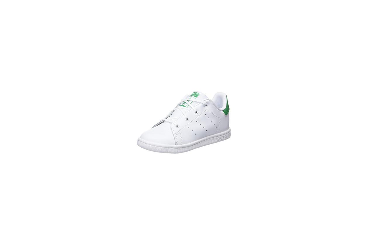 adidas Stan Smith, Zapatillas Unisex Niños, Blanco