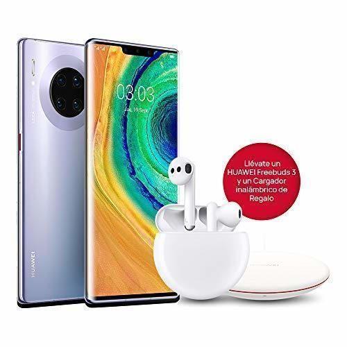 "HUAWEI Mate30 Pro - Smartphone con Pantalla Curva de 6.53"" (Kirin 990,"