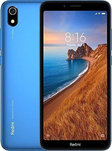 Xiaomi Redmi 7A Smartphone, 2GB RAM 16GB ROM Dual SIM 5.45 ''