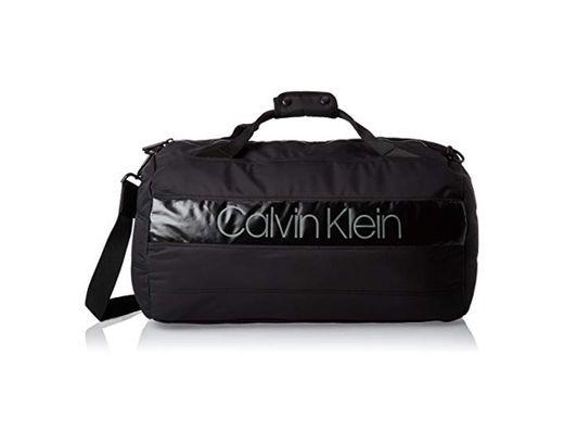 Calvin Klein PUFFER GYM DUFFLEHombreShoppers y bolsos de hombroNegro