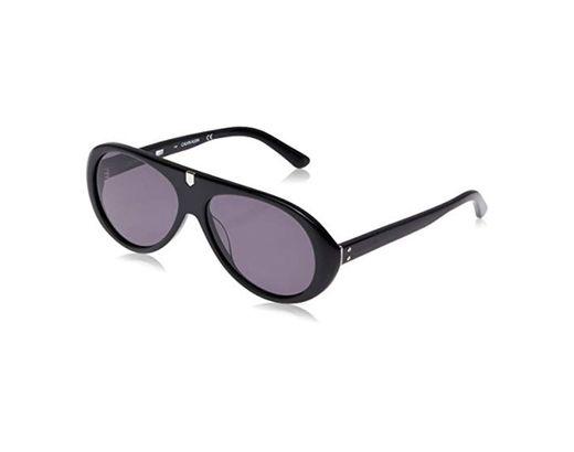 Calvin Klein Sonnenbrille Ck18502S 1 Gafas de sol, Negro
