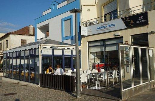 Restaurante Avenida Praia