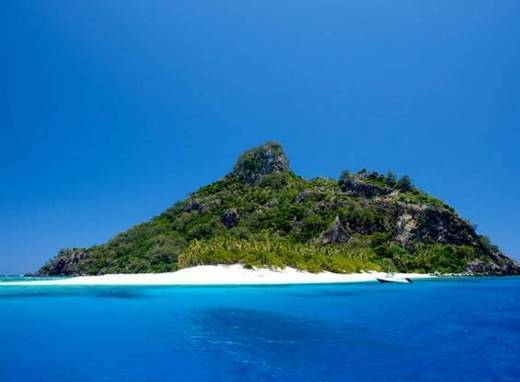 Ilha de Castaway, Fiji