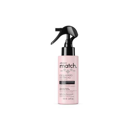 Match Spray Finalizador brilho