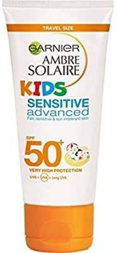 Garnier Children Sensitive Advanced - Protetor solar para pe