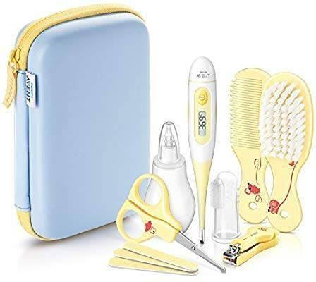 Philips Avent SCH400 / 30, Conjunto de cuidados com o bebê,