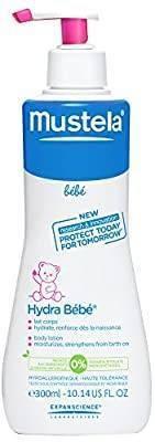 Mustela Leite Hidratante para Bebês - 300 ml