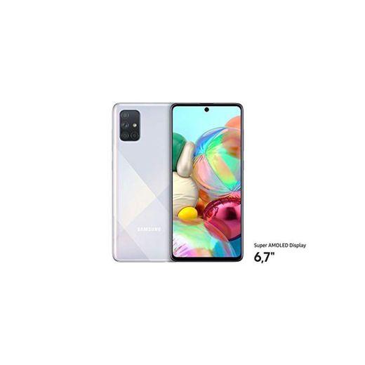 "Samsung Galaxy A71 - Smartphone de 6.7"" FHD+ (4G, Dual SIM, 6"