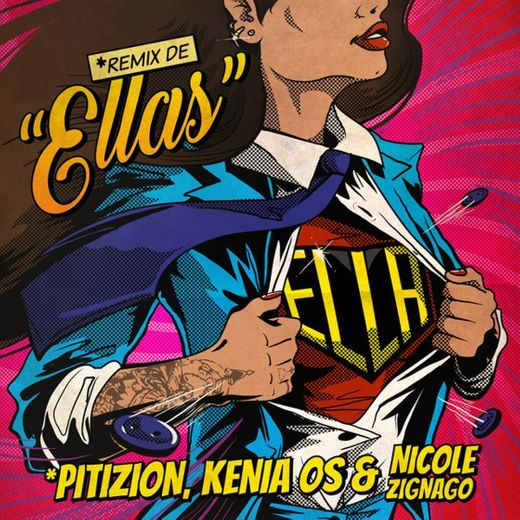 Ella - Remix De Ellas