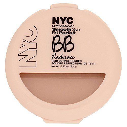 NYC Smooth Skin Perfecting Polvo BB Resplandor