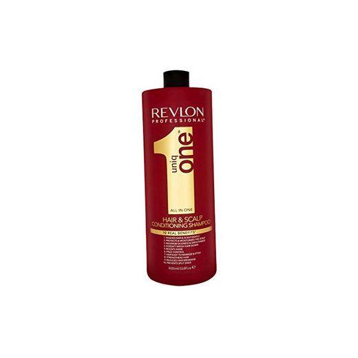 Revlon Professional UniqOne Champú y Acondicionador 1000 ml