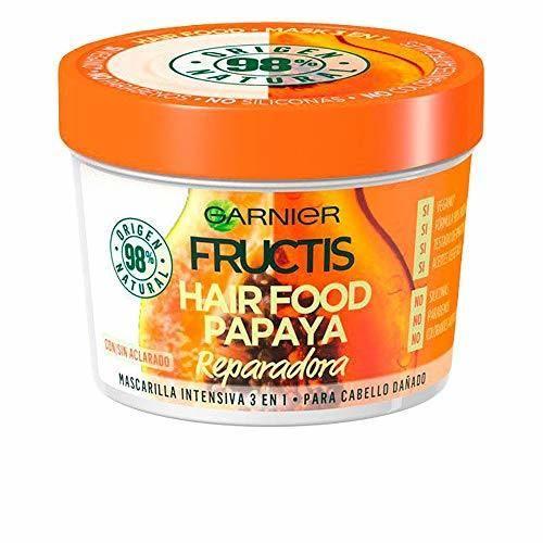 Garnier Fructis Hair Food Papaya Mascarilla Eeparadora