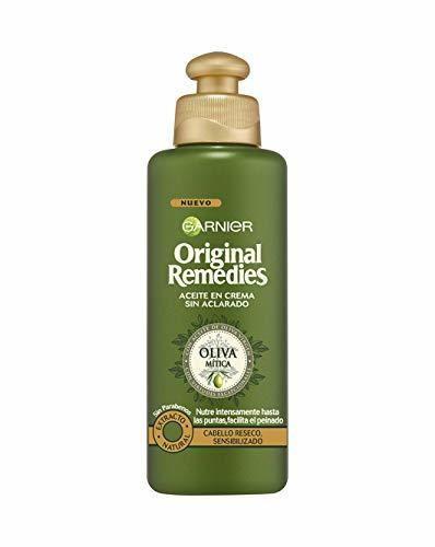 Garnier Original Remedies Oliva Mítica tratamiento capilar aceite en crema pelo seco