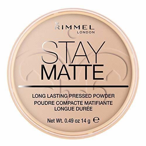 Rimmel London Stay Matte Powder Polvos de maquillaje Tono 5
