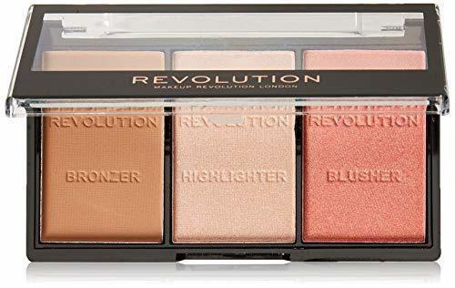 Makeup Revolution Ultra Sculp & Contour Kit C01 Fair Paleta do konturowania
