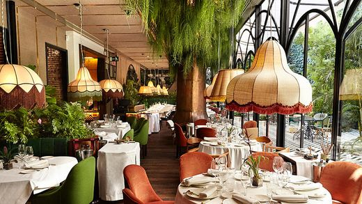 Restaurante Amazonico
