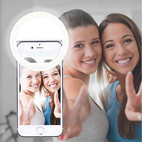 AUTOPkio Selfie la luz del Anillo