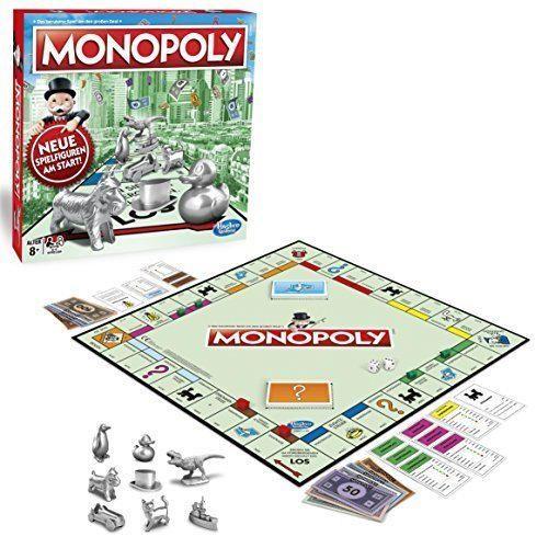 Monopoly Classic, Color