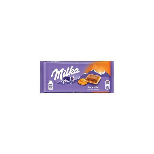 Milka caramelo