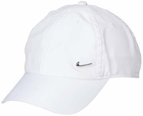 Nike Y Nk H86 Cap Metal Swoosh Hat, Unisex niños, Azul