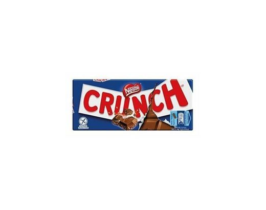 Nestlé Chocolate con leche con cereales tostados