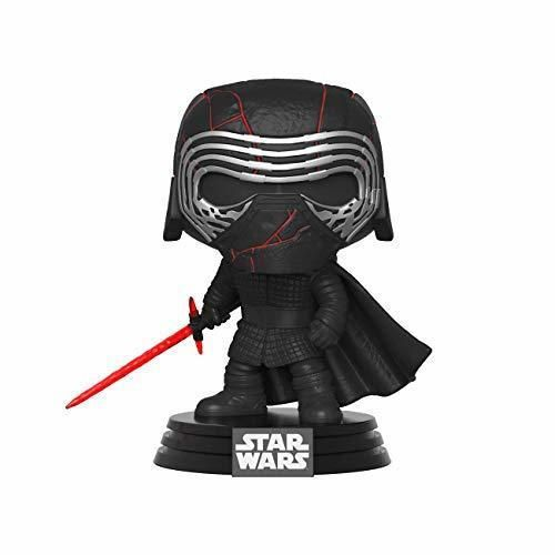 Funko- Pop Star Wars The Rise of Skywalker-Kylo REN Disney Figura Coleccionable,
