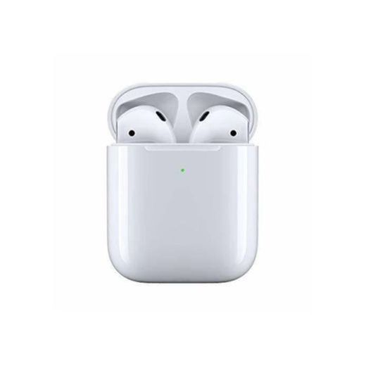 Apple AirPods con estuche de carga inalámbrica