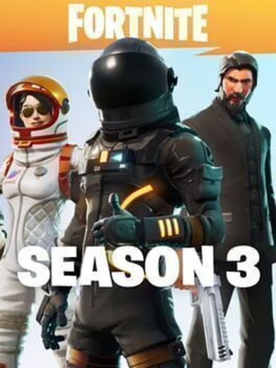 Fortnite: Season 3