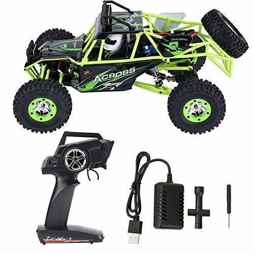 V GEBY 12428 1/12 RC Crawler Car, Wltoys 12428 Upgrade Version 4WD
