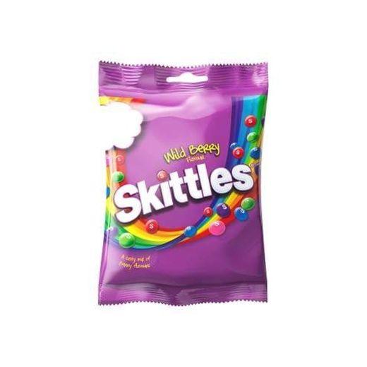 Skittles sabor a bayas silvestres