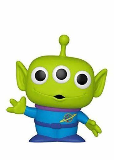 Funko- Pop Vinilo: Disney: Toy Story 4: Alien Figura Coleccionable,