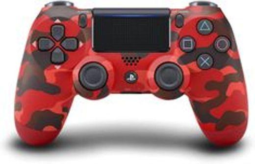 Controlador sem fio DualShock 4 para PlayStation 4 - Red Cam