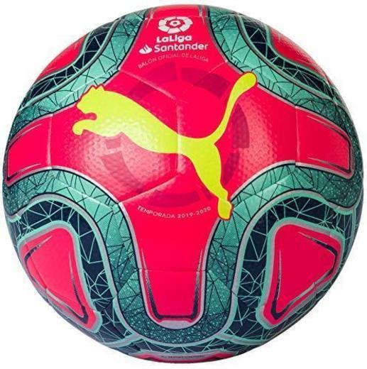 PUMA Laliga 1 Hybrid Balón de Fútbol, Unisex Adulto, Rosa
