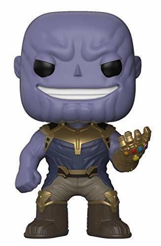 Funko Pop!- Marvel: Avengers Infinity War Figura de Vinilo