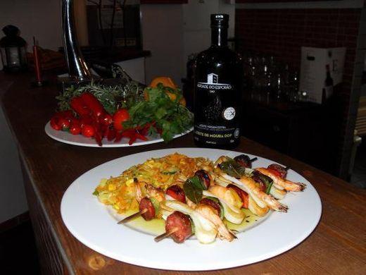 Coruja Chef