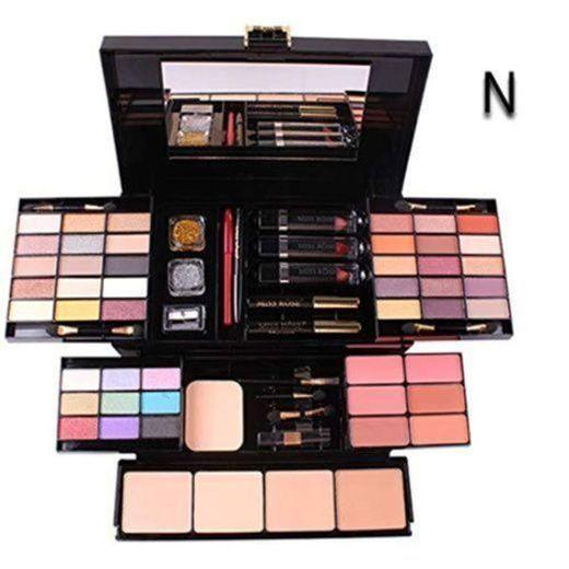 UCANBE BELLE Set Maquillaje Box 39 del Color del Profesional compone Sistemas
