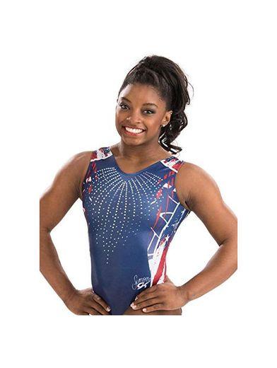 GK Girls Gymnastics Leotards Simone Biles Athletic ..