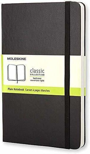 Moleskine - Cuaderno Clásico con Páginas Lisas